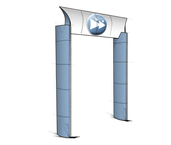 Faster displays Arch