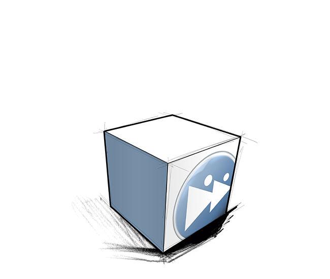 Faster displays Cube