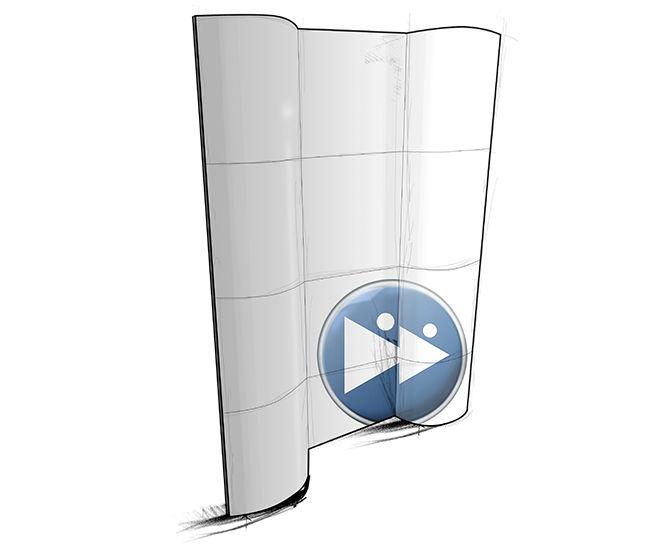 Faster displays Screen